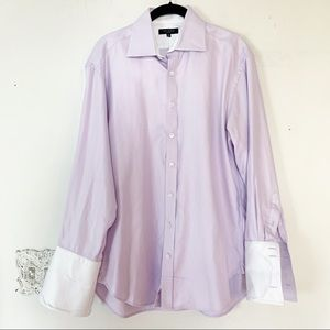 Ted Baker Dress Shirt French Cuffs